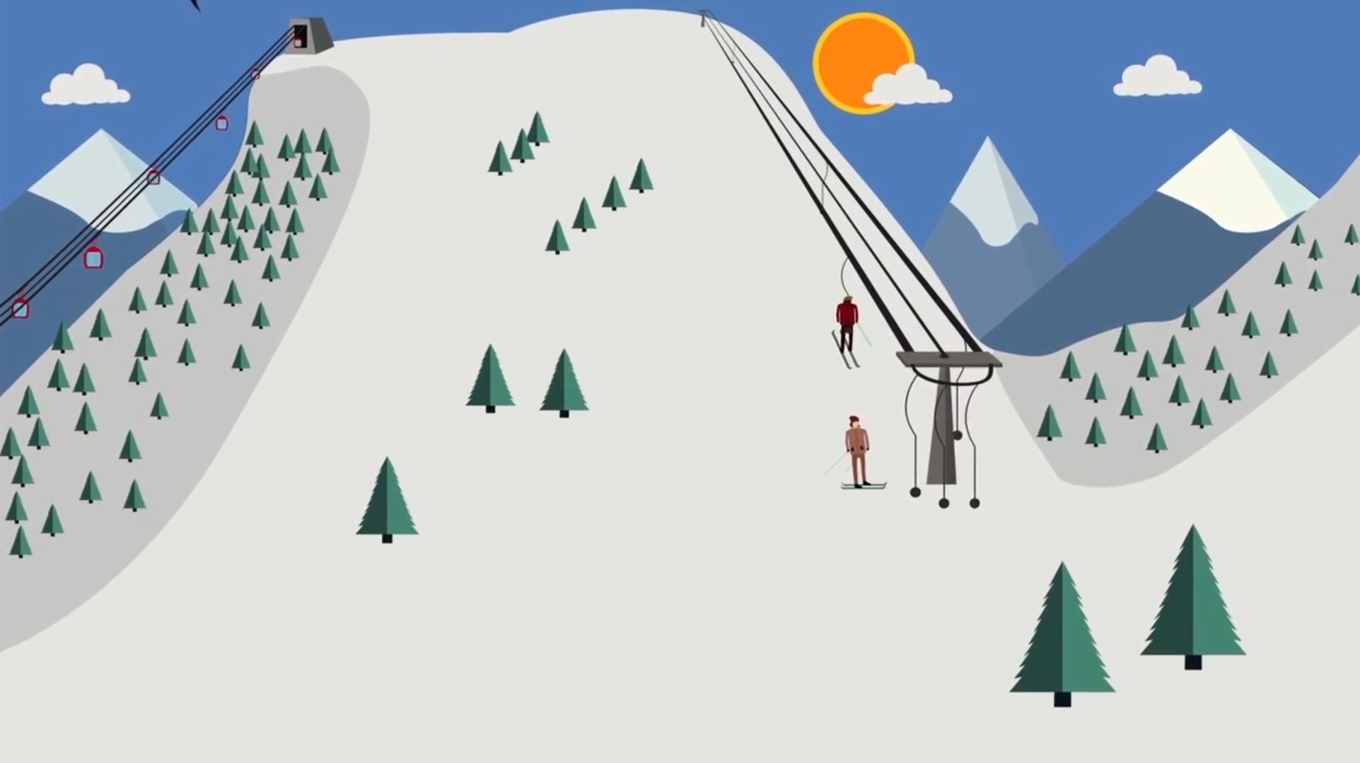 Vidéo animation 2D